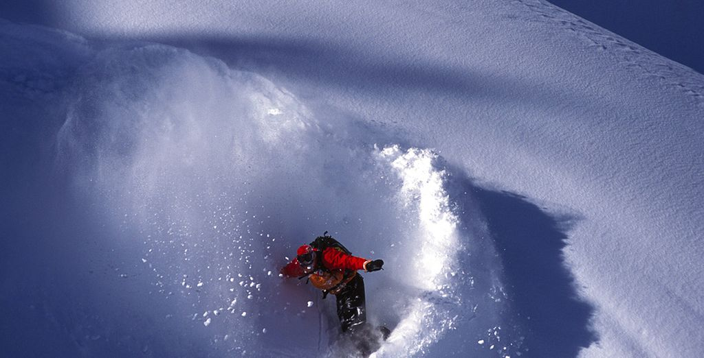 So get ready to catch some serious snow!