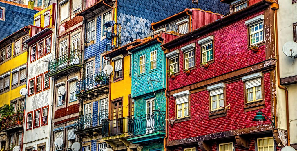 Allowing you to explore Porto with ease