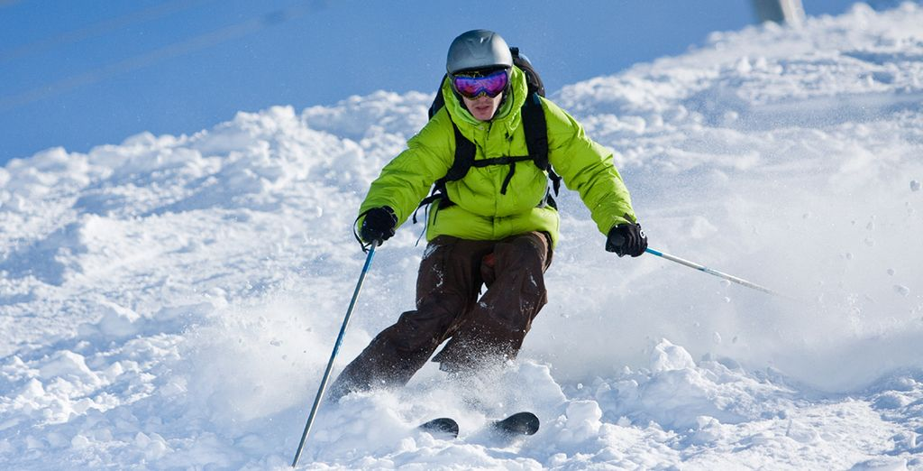 So you are well-rested when you hit the slopes