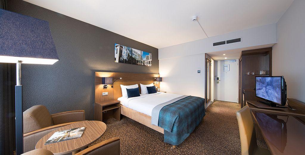 Bilderberg Garden Hotel Executive Room