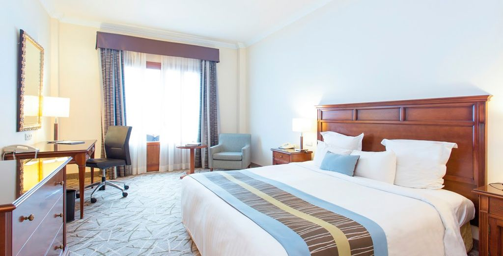 Where our members can enjoy a fabulous room....
