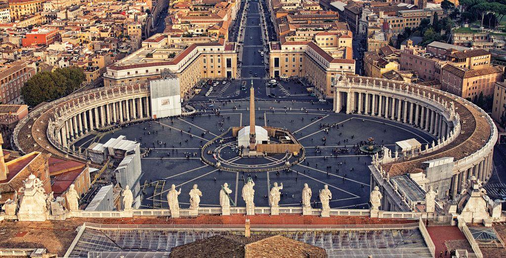 Explore Vatican City!