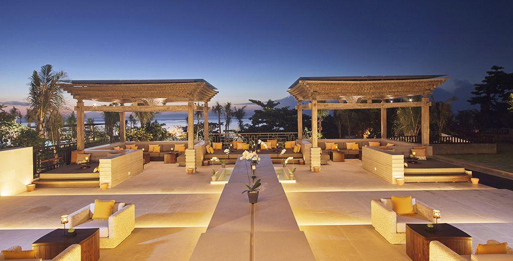 And the 5* luxury of Fairmont Sanur Beach Resort