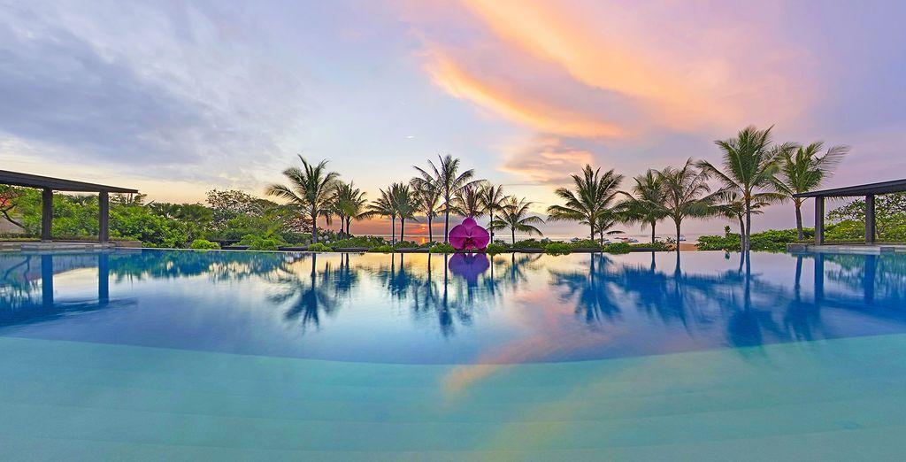 Discover 5* beachfront luxury...