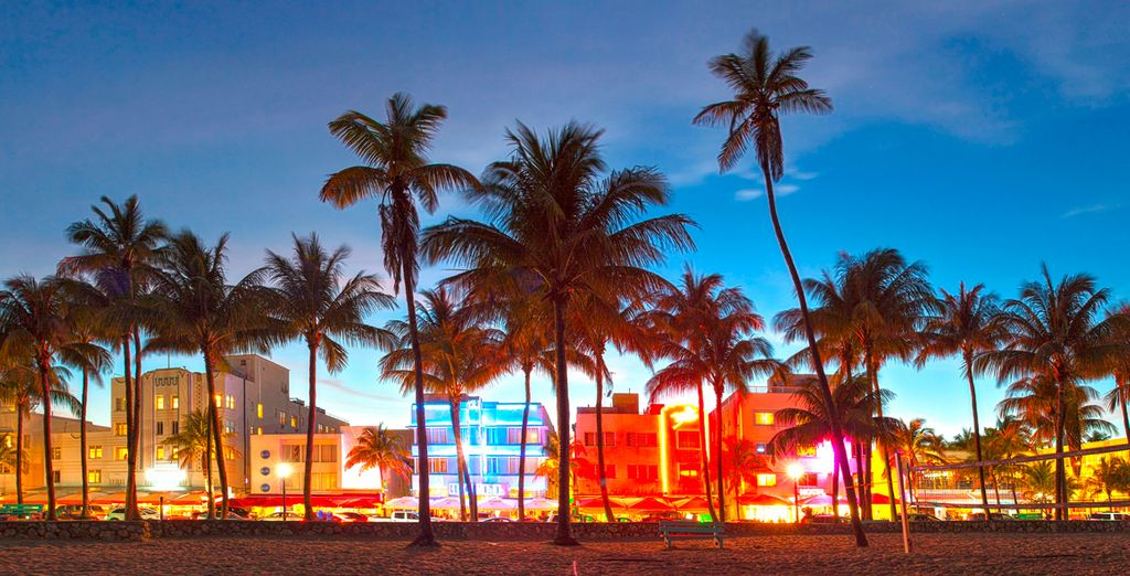 Where guests can explore the nightlife and dining scene of South Beach