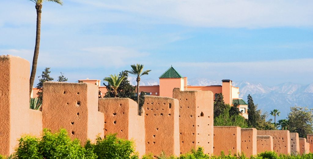 Explore gorgeous Marrakech