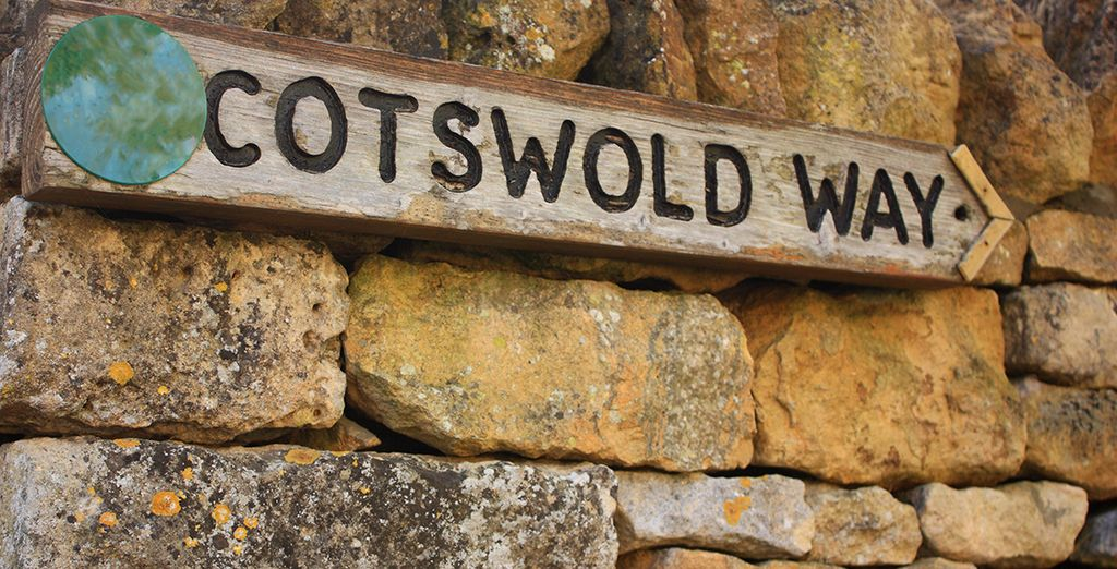 Or set off on the Cotswold Way walking trail