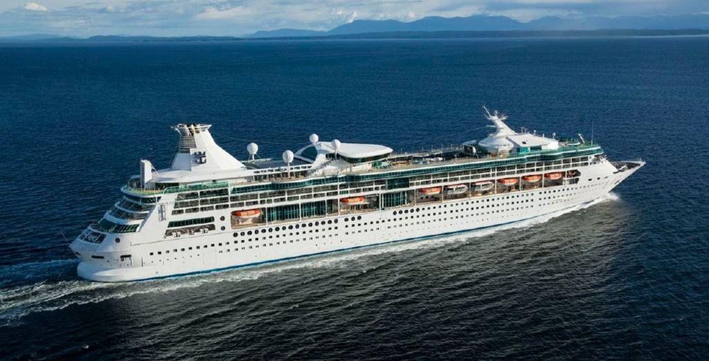 Before embarking your luxury cruise ship