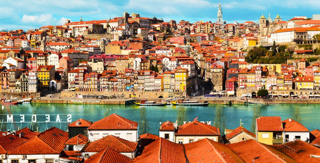 As you discover the romance of Porto