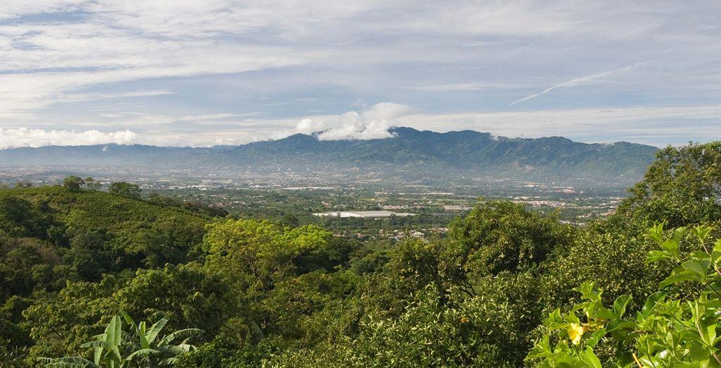 Of beautiful Costa Rica