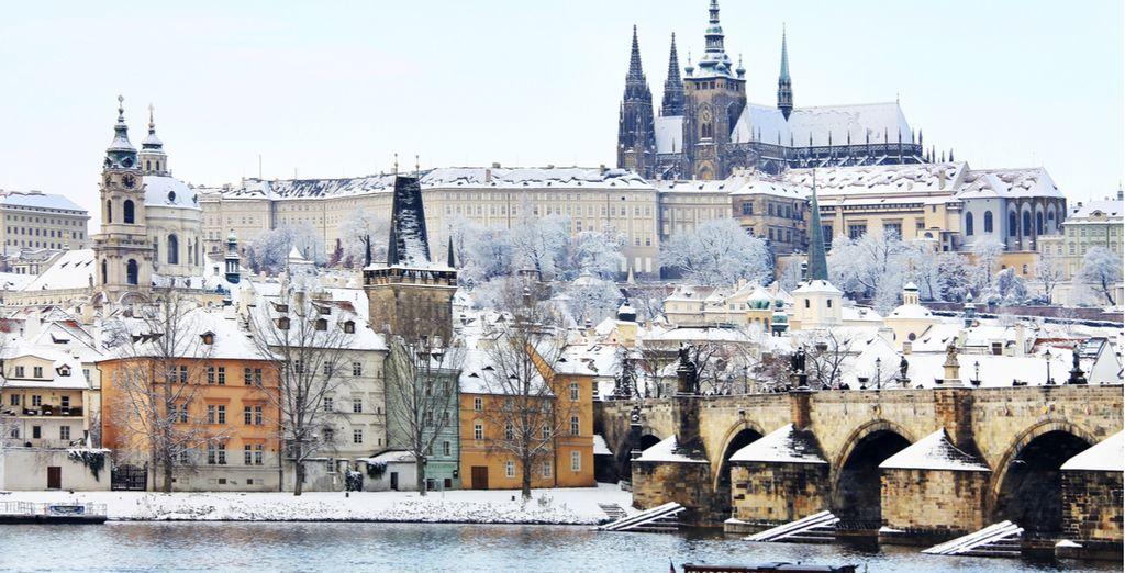 Admire the 9th Century Castle