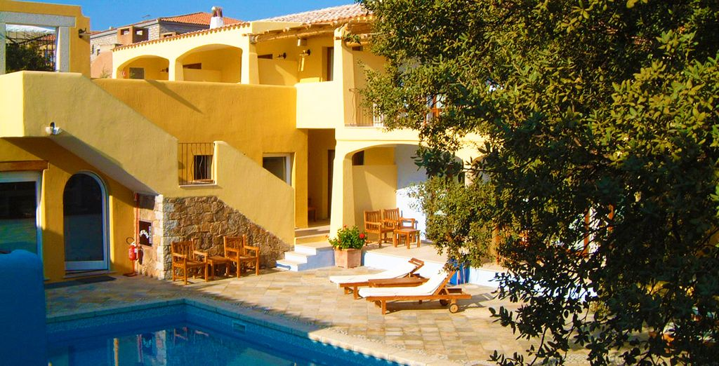 Welcome to the the peaceful, laid back Papillo Resort Borgo Antico
