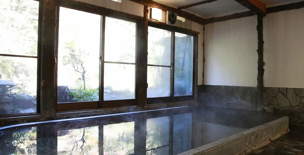 To enchantingly traditional (pictured: Ichinoyu Honkan Ryokan)