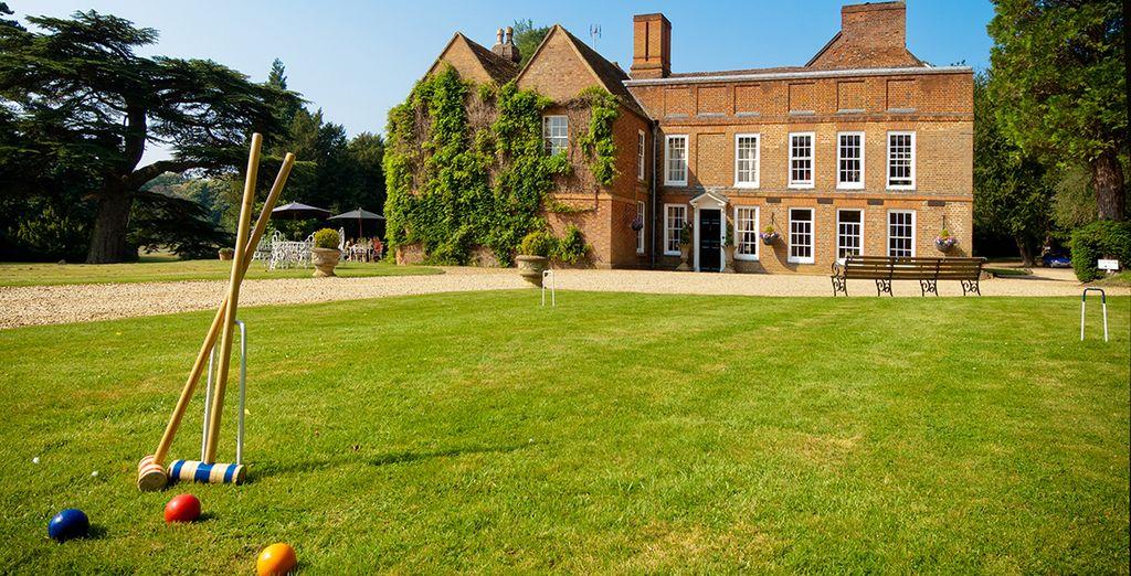 Hallmark Hotel Flitwick Manor 4*