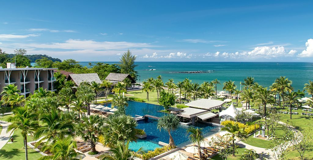 Welcome to Thailand, Sands Khao Lak
