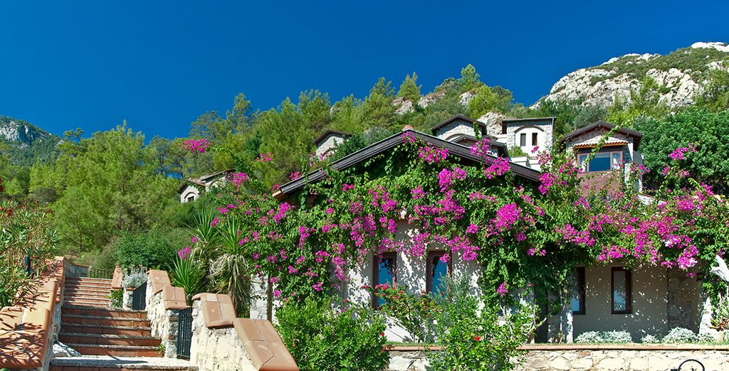 Dionysos Hotel - Charming boutique hotel in Turkey