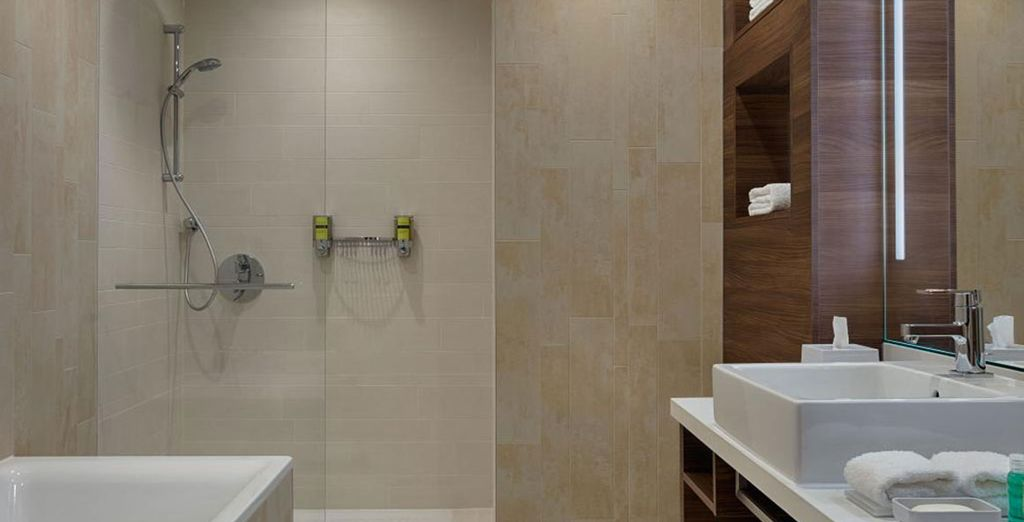 Equipped with many modern facilities and amenities