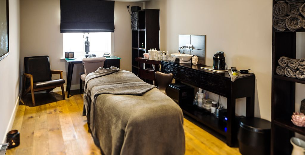 Indulge in a reviltalizing treatment