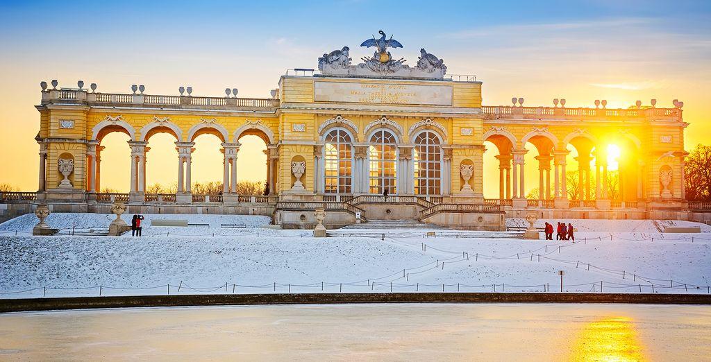 In beautiful Vienna
