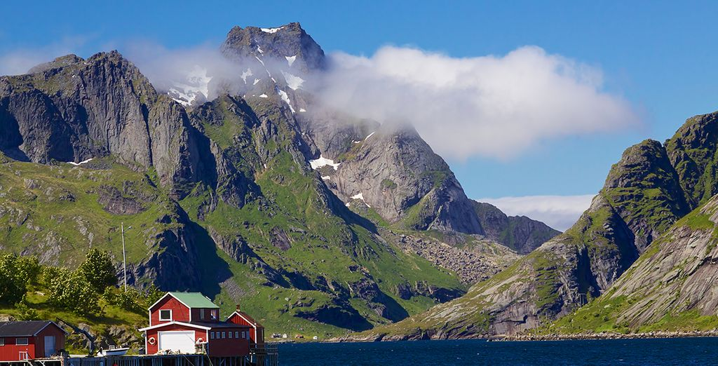 The magic of the Fjords will take your breath away