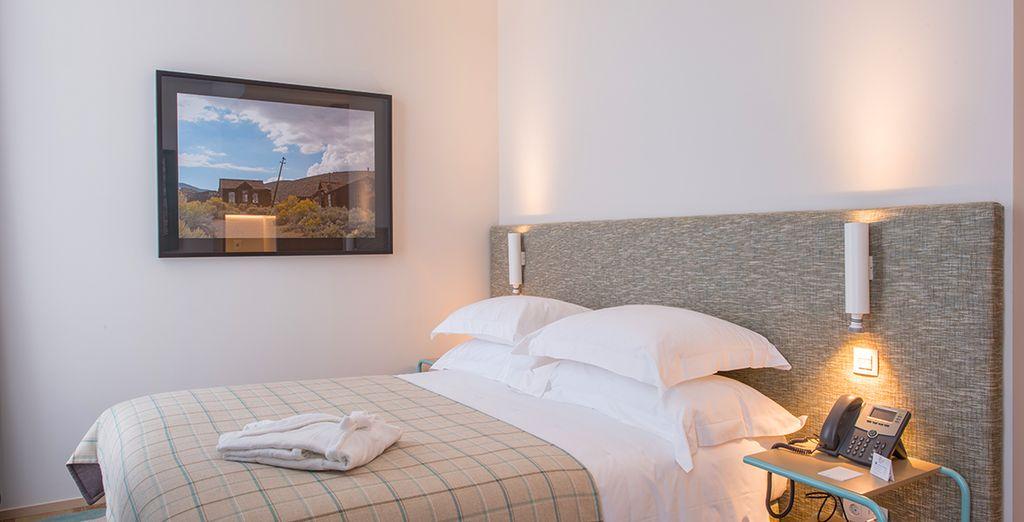 Sleep well in a Standard room