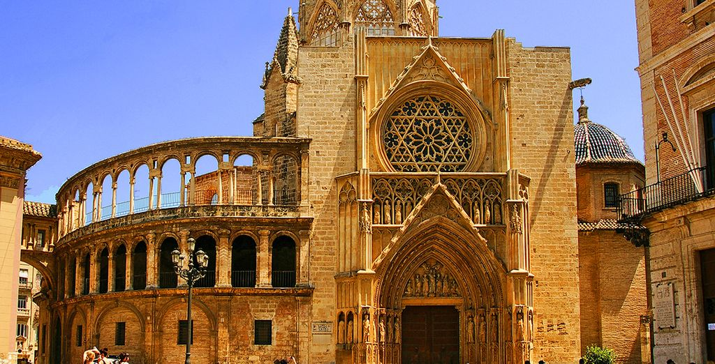 Head out and explore all that Valencia offers