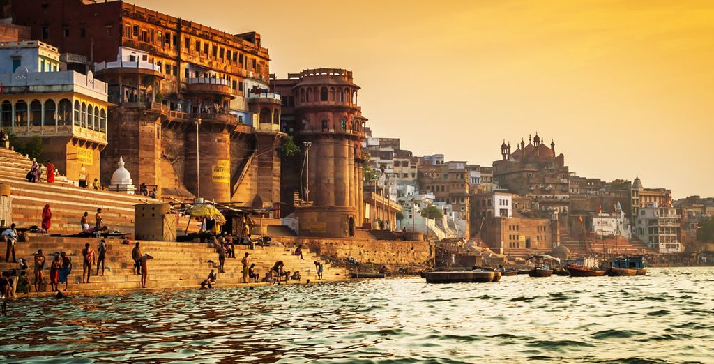 Discover India and its sacred place of Hinduism