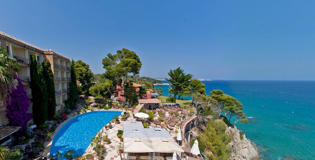 Welcome to the Hotel Cap Roig 4*