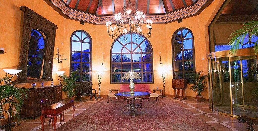 A place where luxury and elegance go hand in hand