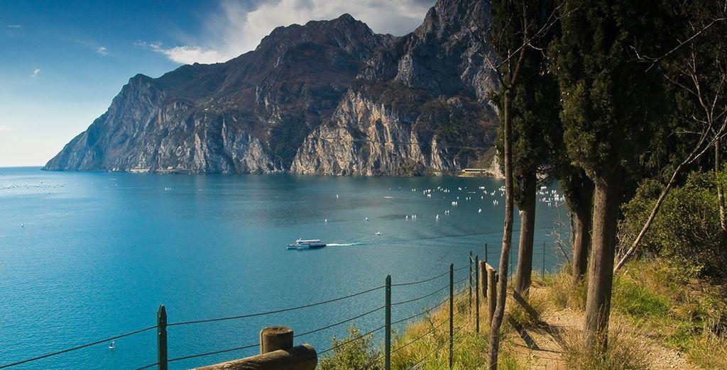 The beauty of Lake Garda awaits