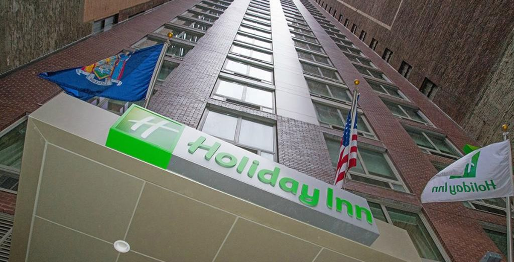 Welcome to the Holiday Inn New York City - Times Square