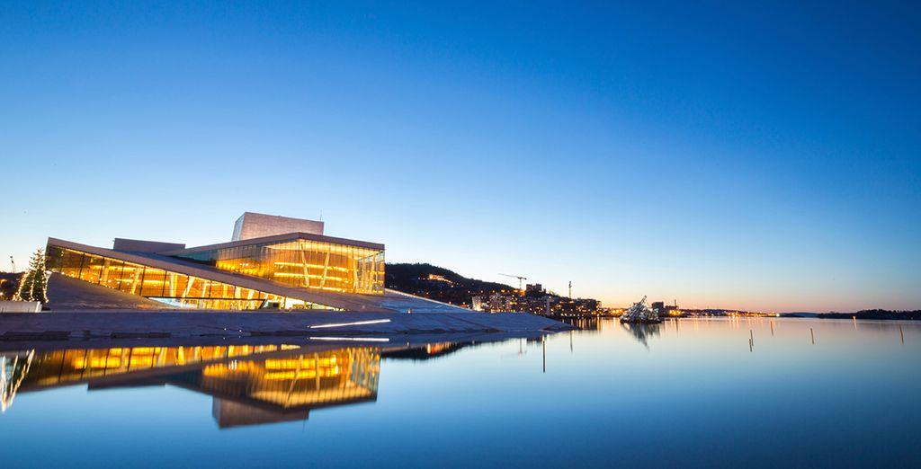 See the wonders of Oslo