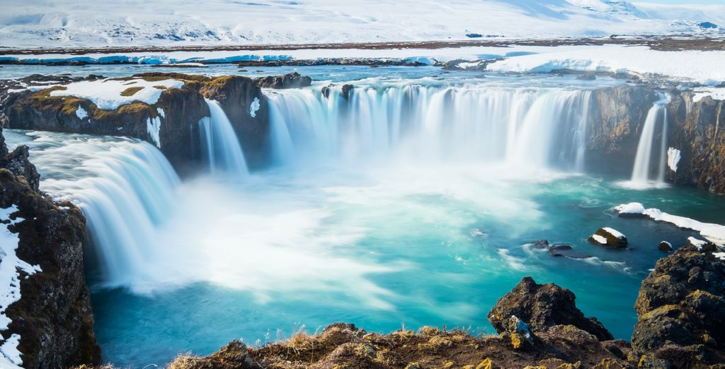 Delve into this impressive land with your Golden Circle Tour