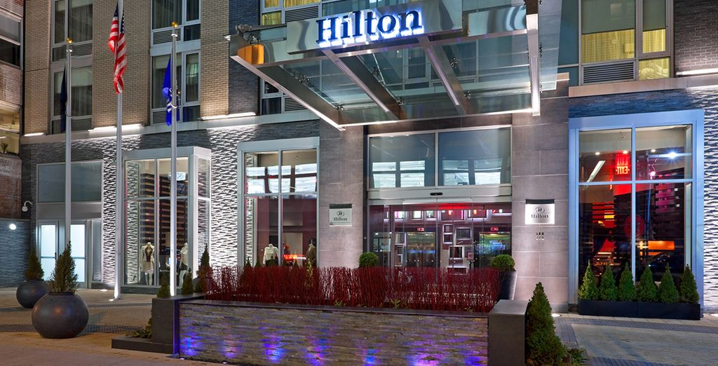 Stay at The Hilton New York Fashion District