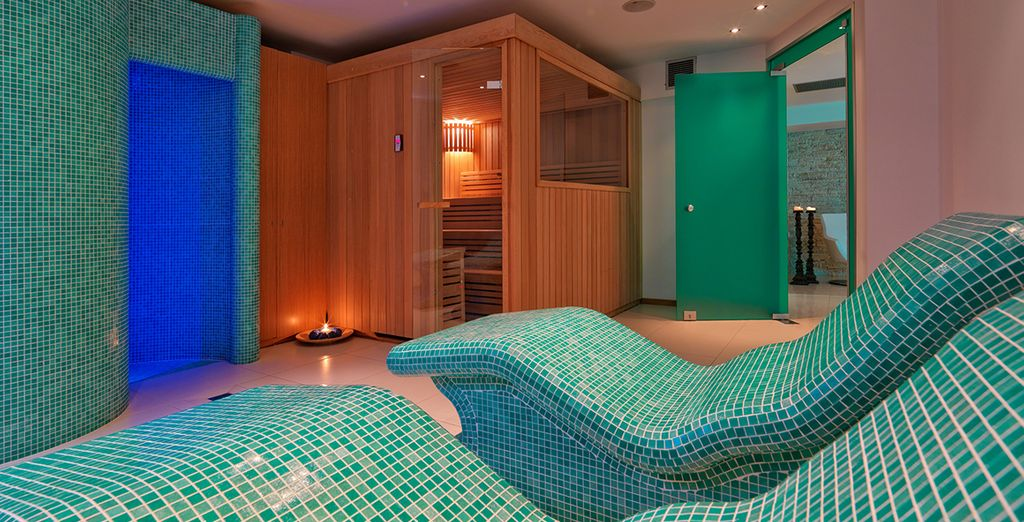 After a long day worshipping the sun, relax and rejuvenate in the Spa where our members will receive a discount