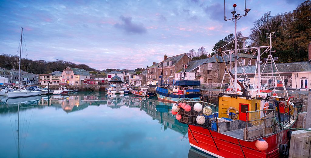 Or Padstow - 12 miles