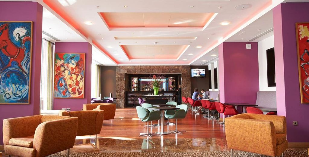 At Pestana Chelsea Bridge Hotel