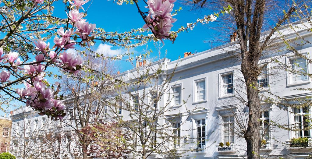 Before you head out and explore this truly beautiful corner of London
