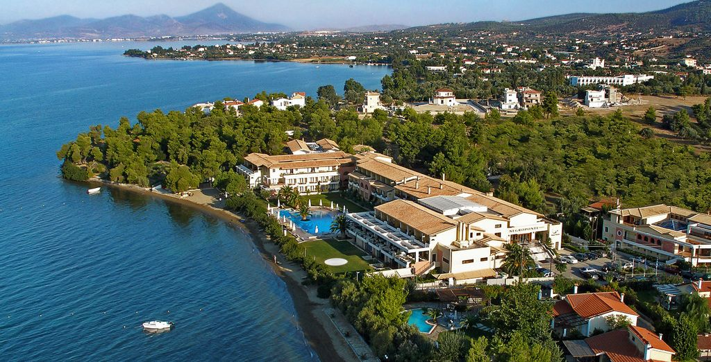 Welcome to Negroponte Resort Eretria 5*