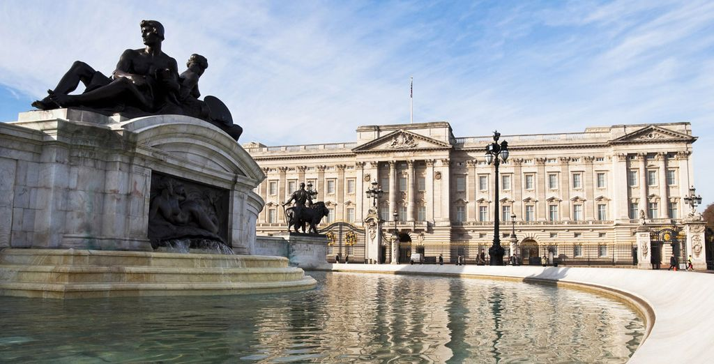 Buckingham Palace and more