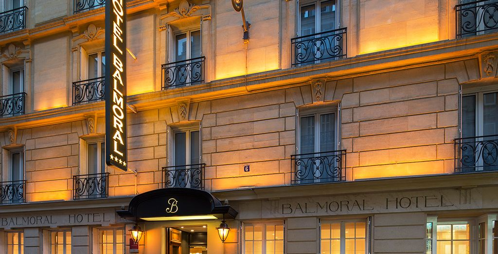 A chic Parisian stay