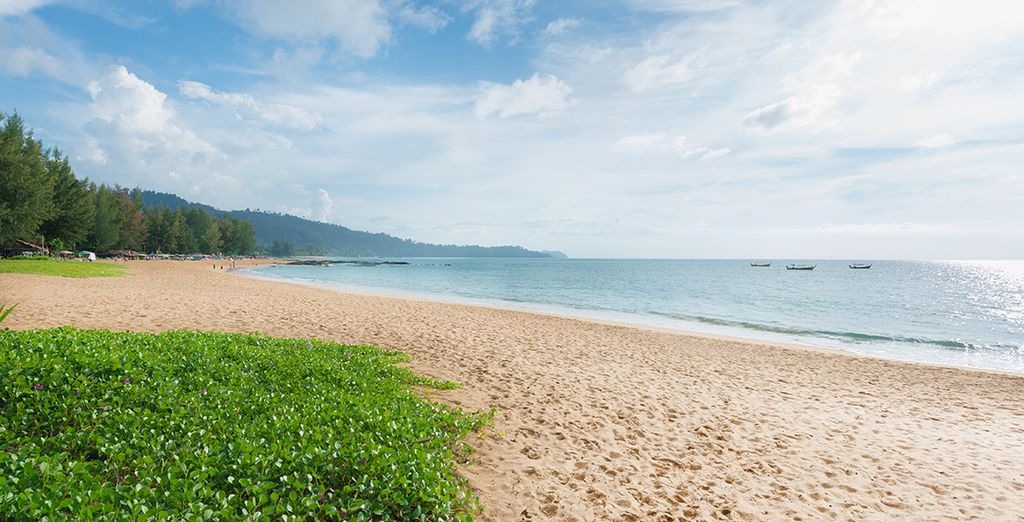 Enjoy proximity to the Bang Niang beach