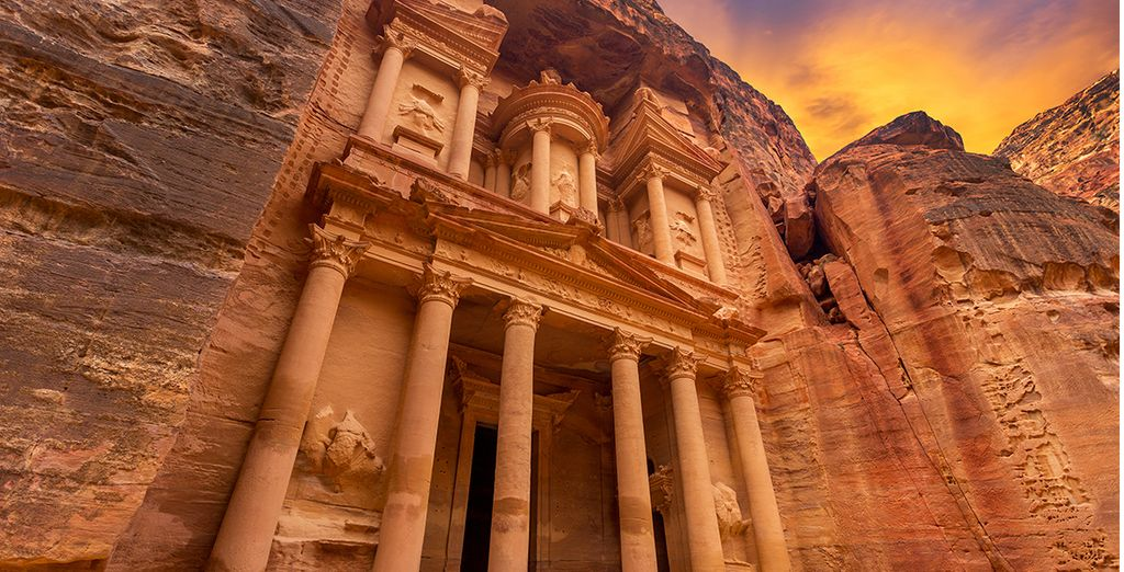Explore Petra - a gem of culture, history, and architecture