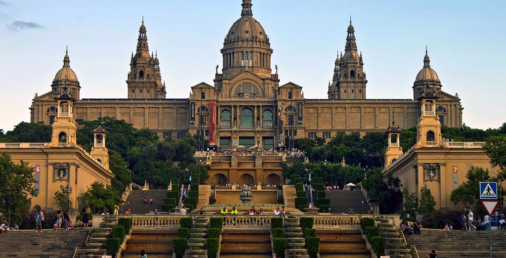 Explore the masterpiece-filled museums