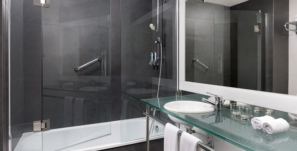 All rooms have superb facilities