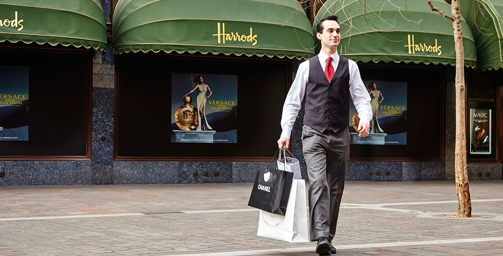 Let the concierge look after your bags for a refined welcome