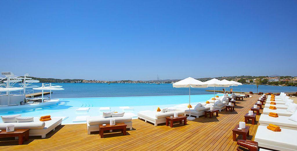 Welcome to Nikki Beach Resort & Spa Porto Heli