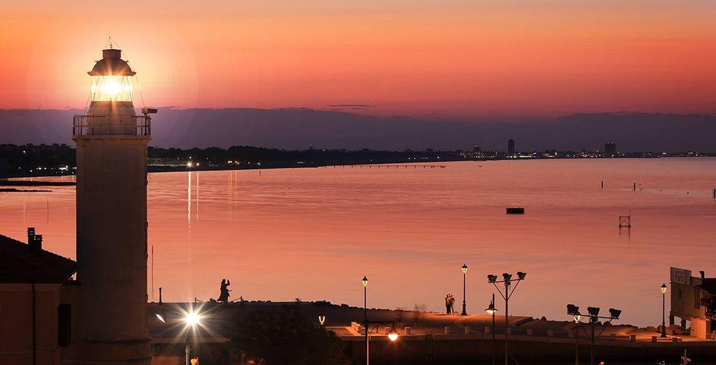 Watch the sun set on this idyllic fishing village