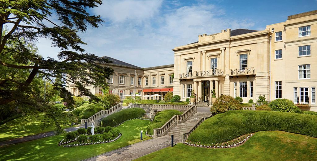 Macdonald Bath Spa Hotel 5* -Hotel in Bath, England