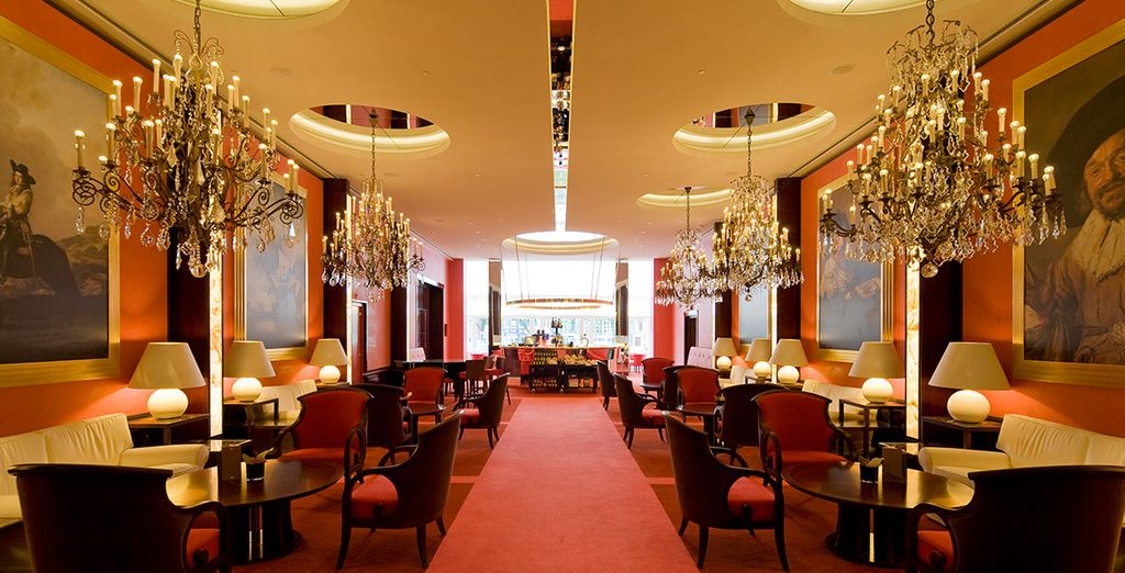 Amsterdam hotel with Voyage Prive